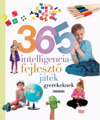 365 intelligenciafejlesztő játék gyerekeknek -  pdf epub