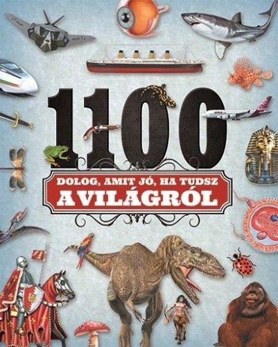 1100 dolog, amit jó, ha tudsz a világról - Estella Talavera |