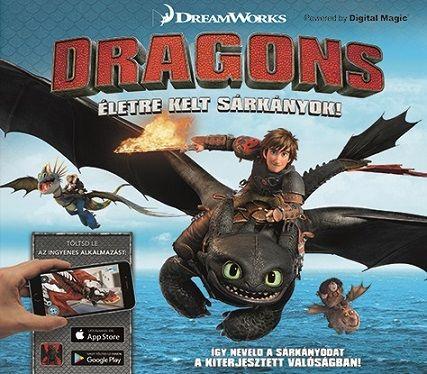 DWA Dragons - Életre kelt sárkányok -  pdf epub