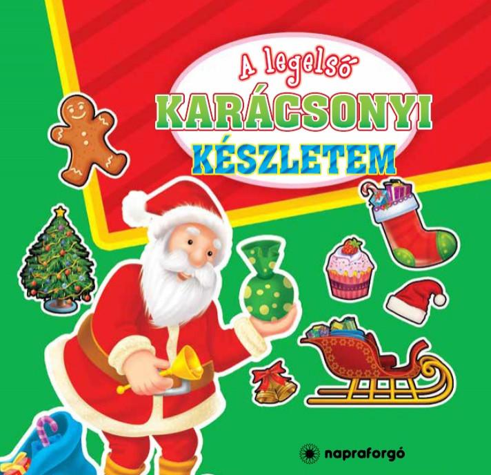 A legelső karácsonyi készletem