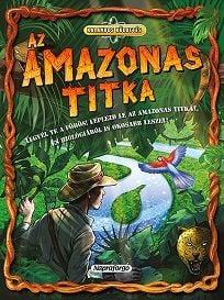 Az Amazonas titka - Dan Green pdf epub