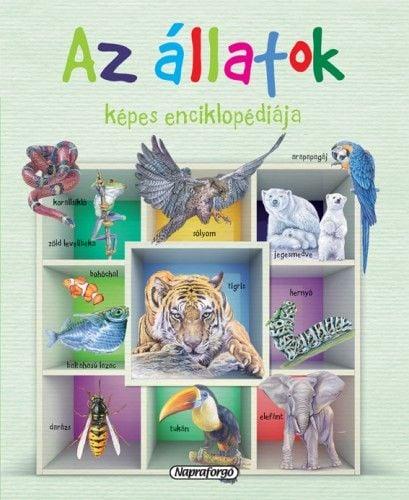 Az állatok képes enciklopédiája - Campos Jiménez Mária pdf epub
