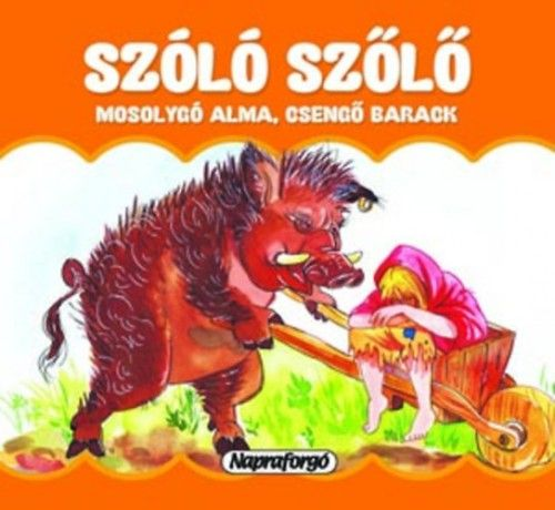 Mini pop-up - Szóló szőlő -  pdf epub
