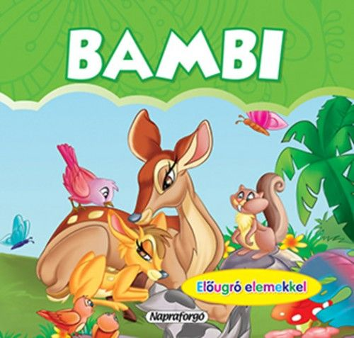 Mini pop-up - Bambi