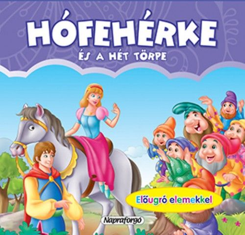 Mini pop-up - Hófehérke