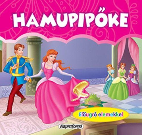 Mini pop-up - Hamupipőke -  pdf epub