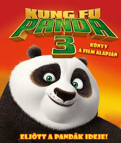 Kung Fu Panda - 3. mesekönyv
