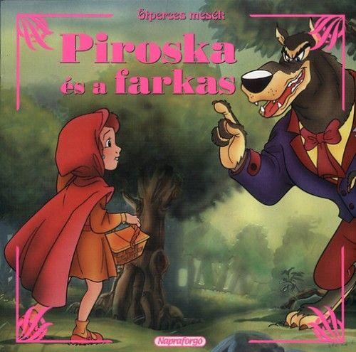 Ötperces mesék - Piroska és a farkas