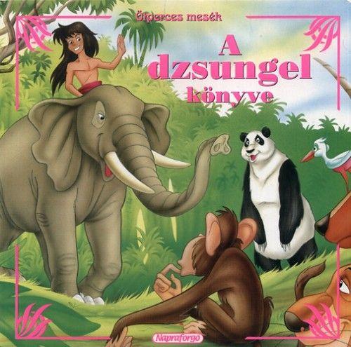 Ötperces mesék - A dzsungel könyve