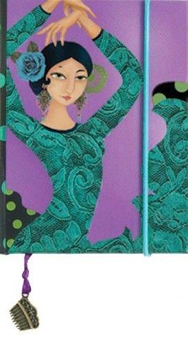 Boncahier notesz - Flamenco mini - 86486