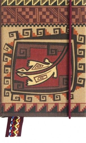 Boncahier notesz - Precolombina mini - 55937