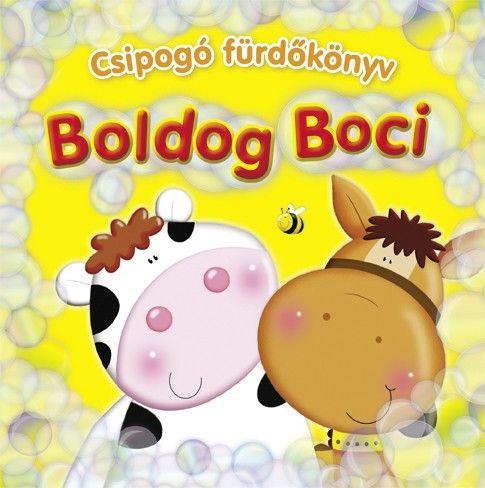 Csipogó fürdőkönyv - Boldog Boci -  pdf epub