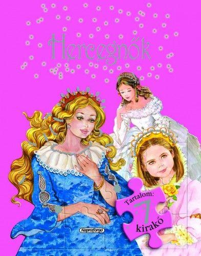 Fantasztikus kirakós mesék - Hercegnők