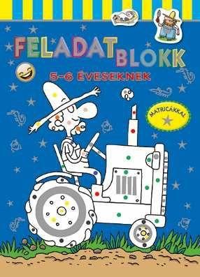 Feladatblokk - 5-6 éveseknek