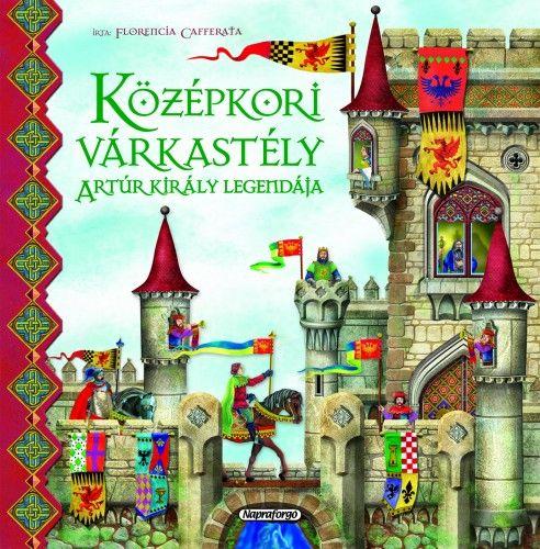 Forgó világ - Középkori várkastély - Florencia Cafferata pdf epub