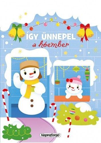Így ünnepel a hóember -  pdf epub