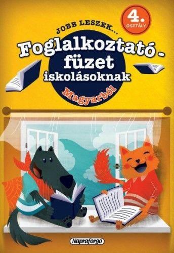Jobb leszek ... magyarból - 4. osztályosoknak -  pdf epub