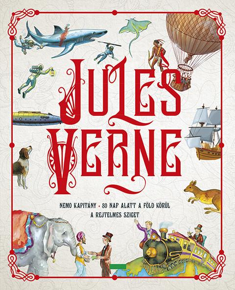 Jules Verne történetei - Consuelo Delgado |