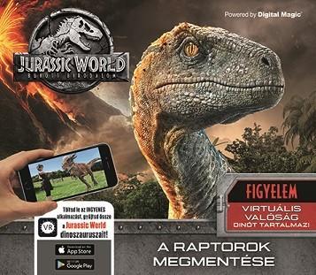 Jurassic World- Bukott birodalom