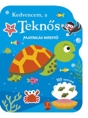 Kedvencem, a teknős -  pdf epub