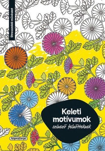 Keleti motívumok - Színező felnőtteknek -  pdf epub