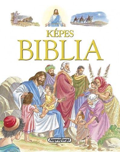 Képes biblia -  pdf epub