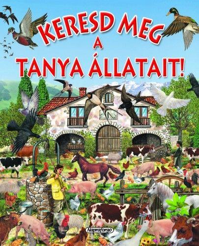 Keresd meg a tanya állatait!