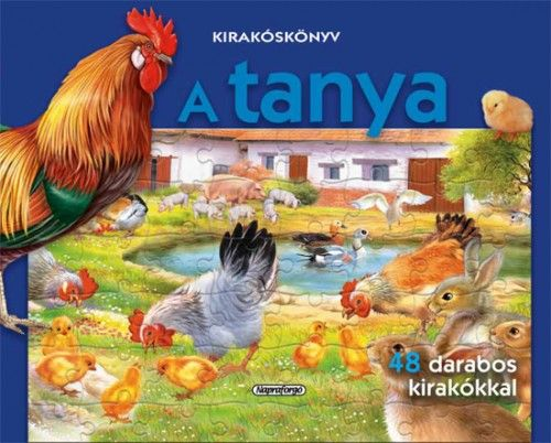 Kirakóskönyv - A tanya -  pdf epub