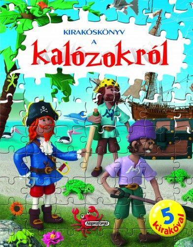 Kirakóskönyv a kalózokról