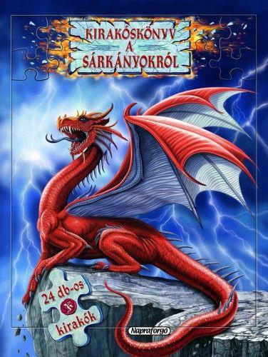 Kirakóskönyv a sárkányokról -  pdf epub