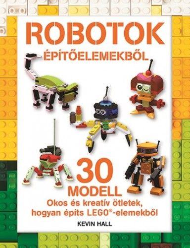 Robotok - Építőelemekből.