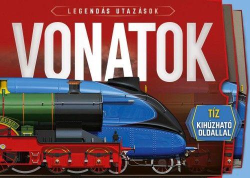 Legendás utazások - Vonatok