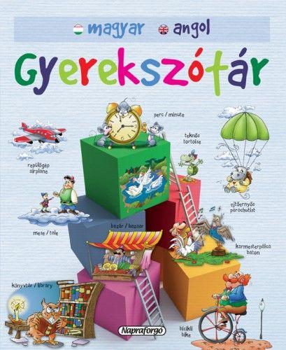 Magyar-angol gyerekszótár