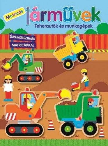 Matricás járművek - Teherautók és munkagépek