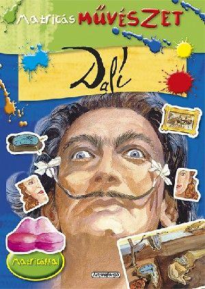 Matricás művészet - Dalí -  pdf epub