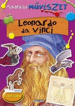 Matricás művészet - Leonardo da Vinci -  pdf epub
