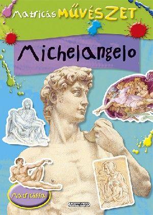 Matricás művészet - Michelangelo -  pdf epub
