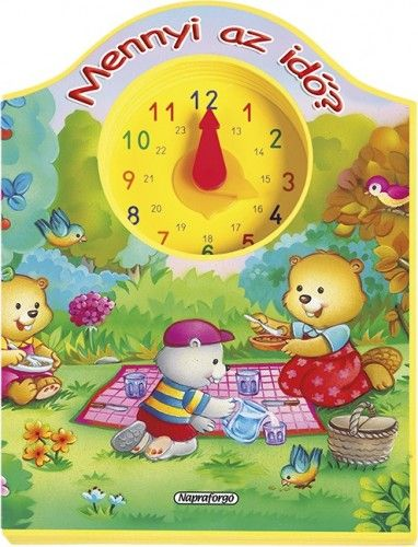 Mennyi az idő? -  pdf epub