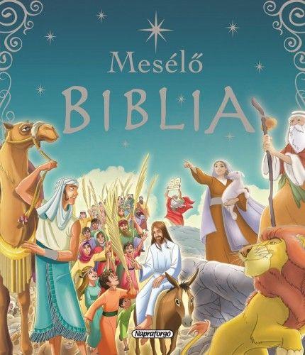 Mesélő Biblia -  pdf epub