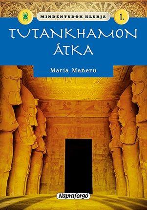 MIndentudók klubja - Tutankhamon átka