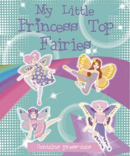 My Little Princess Top - Fairies