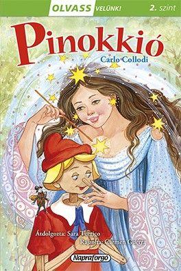 Olvass velünk! (2) - Pinokkió -  pdf epub