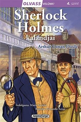 Olvass velünk! (4) - Sherlock Holmes kalandjai