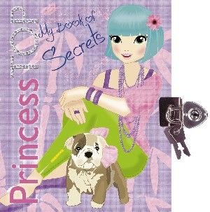 Princess TOP - My book of secrets (purple)