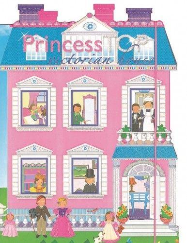 Princess TOP - Victorian house (pink) -  pdf epub