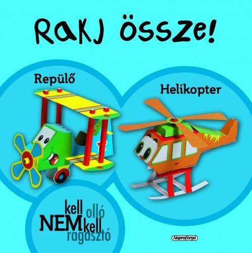 Repülő és helikopter