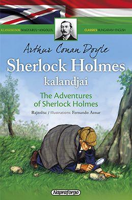 Sherlock Holmes kalandjai