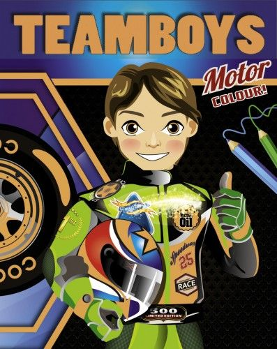 TeamBoys Colour - Motor