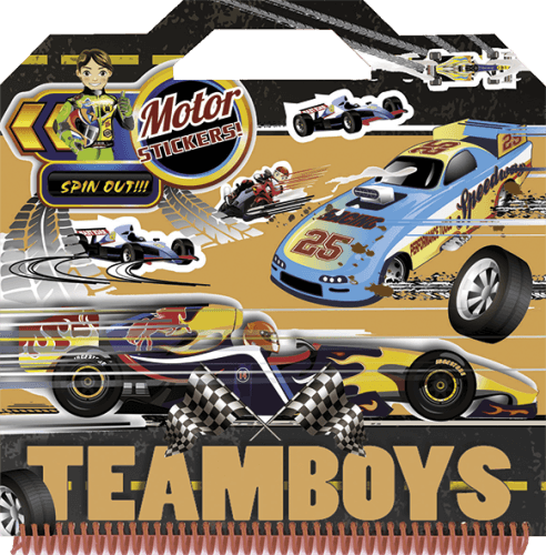 TeamBoys Sticker - Motor
