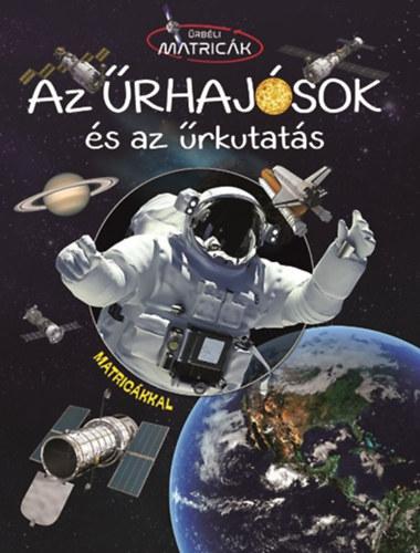 Űrhajósok és az űrkutatás - Űrbéli matricák